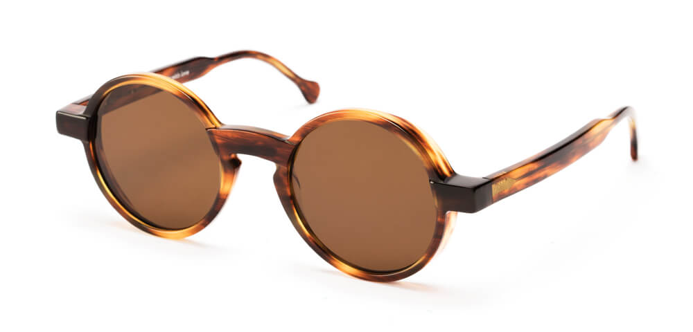 BROWN HAVANA - Plain Brown Lens