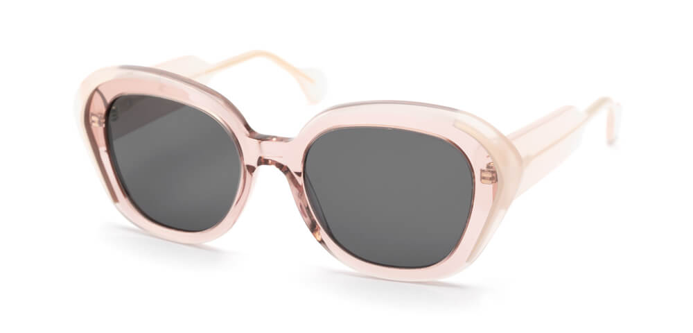 PINK / LIGHT PINK / PINK - PLAIN GREY LENS